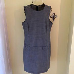 Cute Grey Theory Jumper (Dress) Sz 12